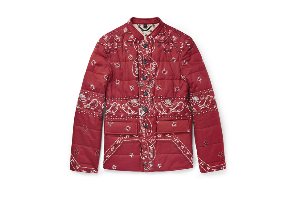 Paisley by Burberry Prorsum