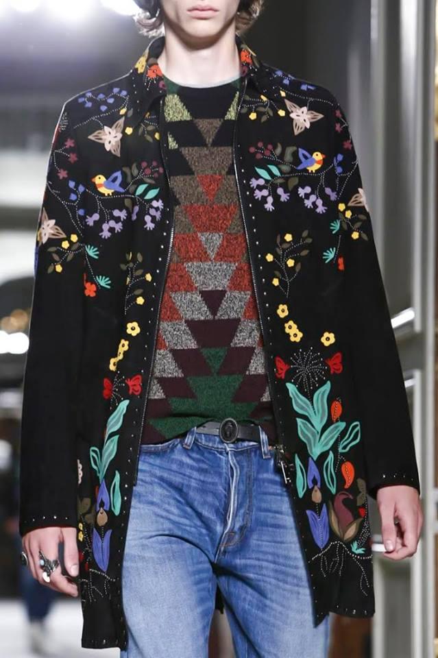 Valentino Menswear SS 2016