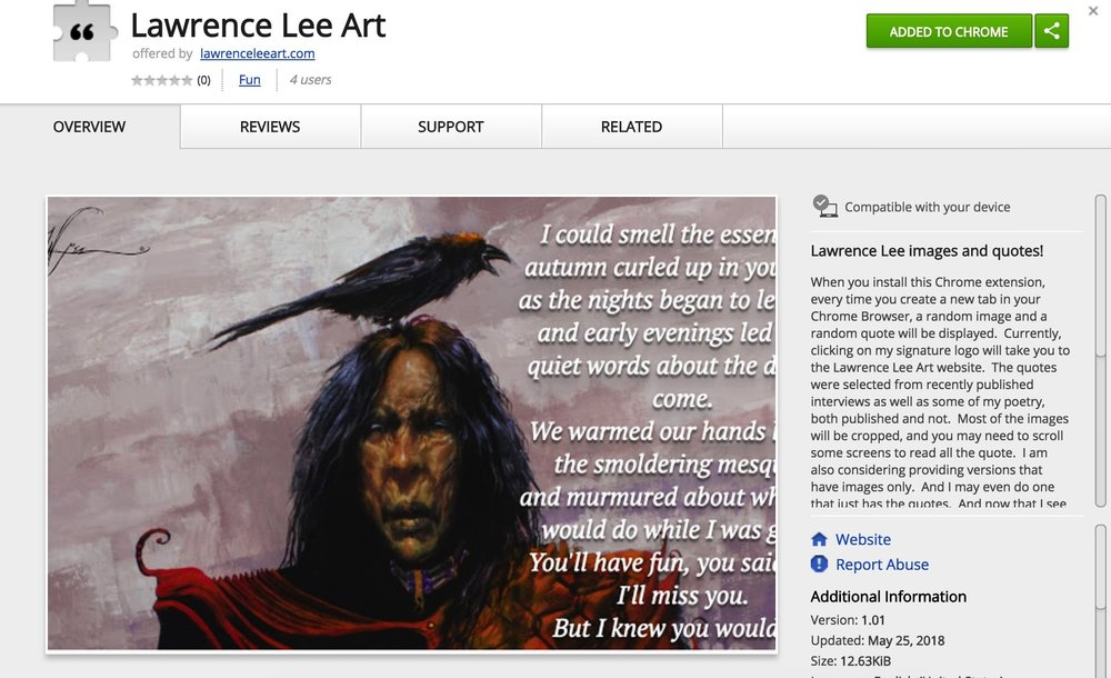 Lawrence Lee Chrome Extension.jpg
