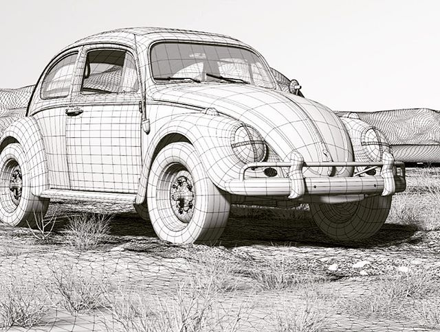 #3dmodelling of #volkswagen #car , #140element . . . . #cars #3drender #rendering #postproduction #cg #graphicdesign #graphic #art #gfx #3d #車 #車好き #ビートル #グラフィック #アート #モデル #レース #広告 #高品質 #デジタル #realistic #race #クリエイティブ #グラフィックデザイン #デザイン #パーツ