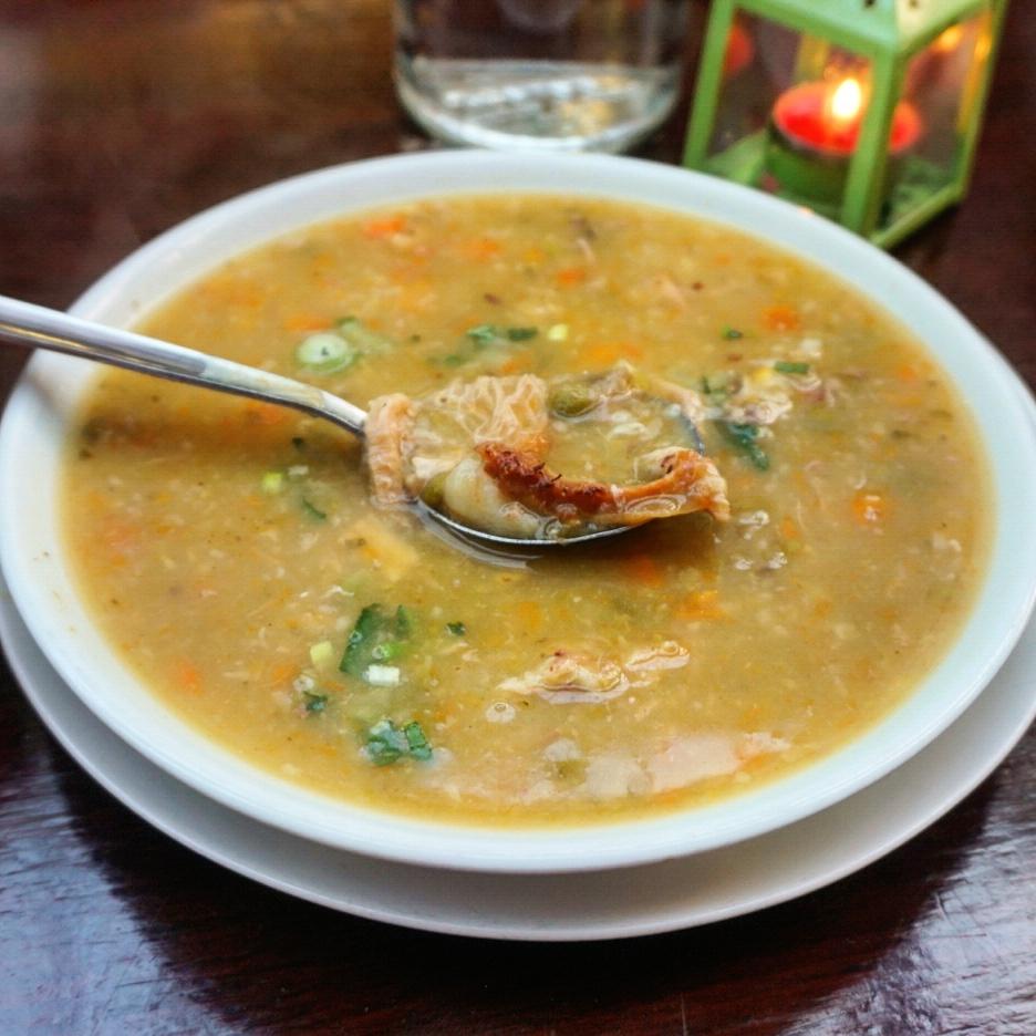 tripe soup