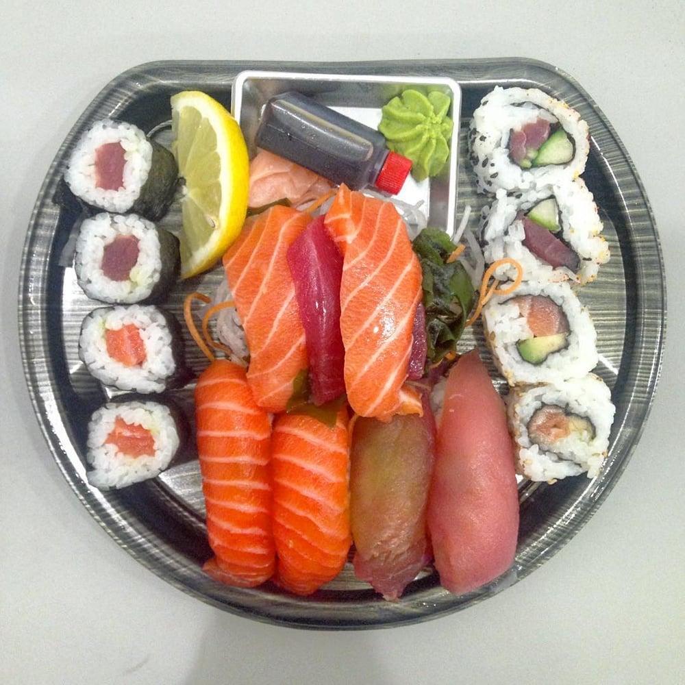 half price sushi at K10