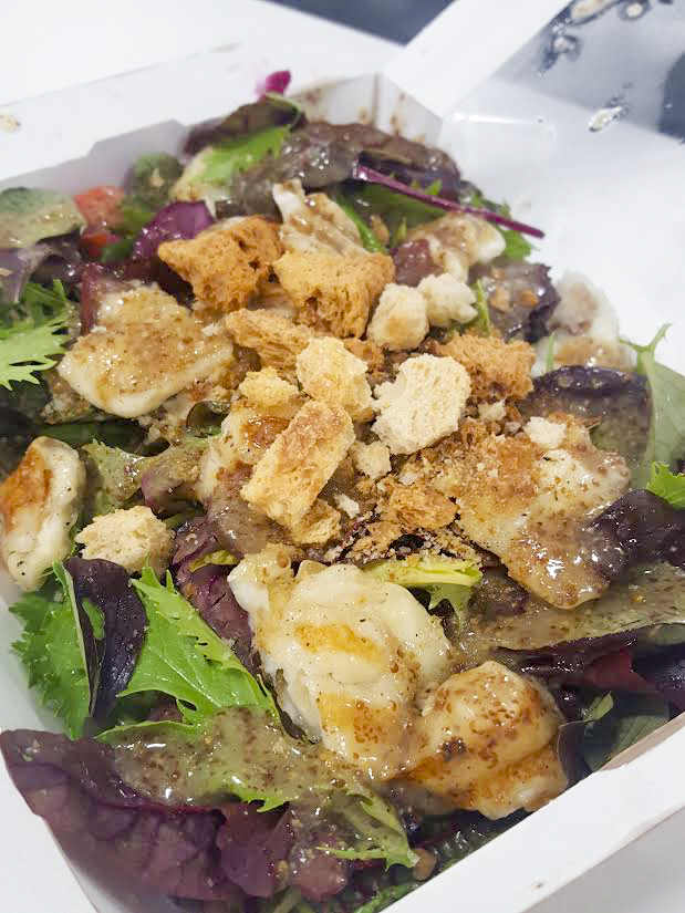 Crunchbox salad from The Salad Kitchen