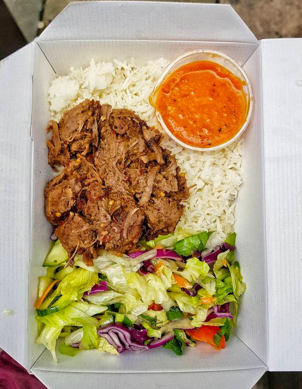 beef rendang at Nusa Kitchen