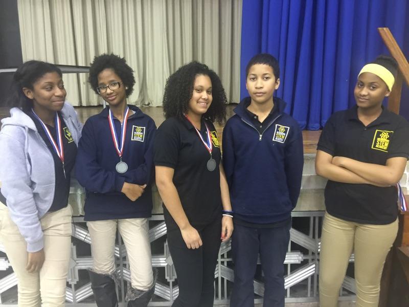 High School Honor Roll Students