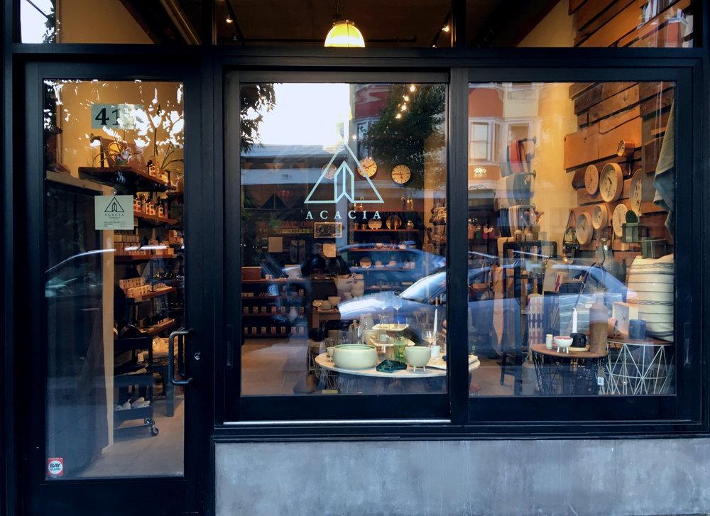 Acacia Store Front