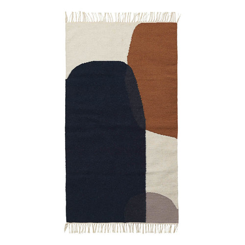 Kelim Modern merge kelim rug acacia modern home furnishings and personal
