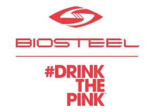 BioSteel #DrinkThePink