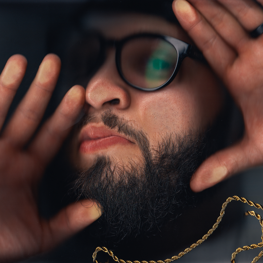 Andy Mineo - Uncomfortable (Album Artwork)