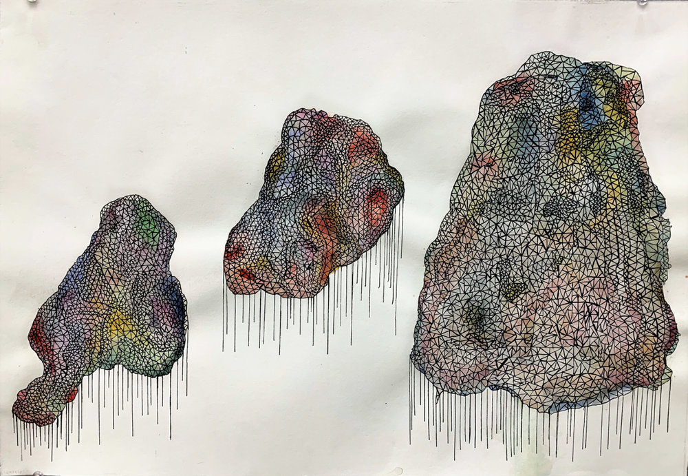 JordanLitzinger_ Contained-Free IV_ 2018_Watercolor, Pen_15inx22in.jpg