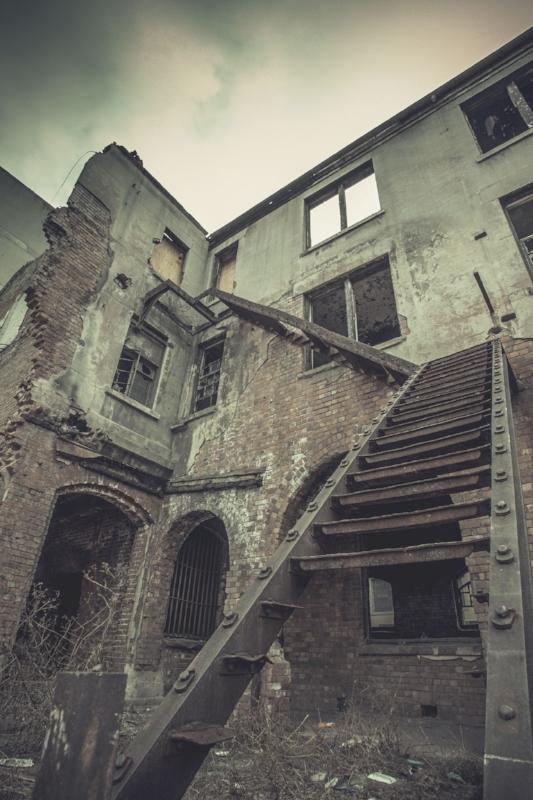 Abandoned I