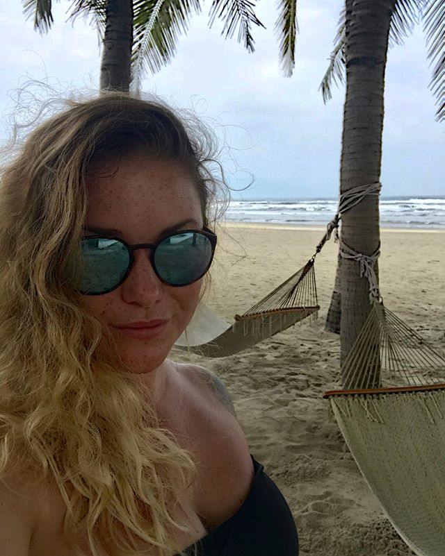 Ocean air, salty hair 🌊🌴 #currentmood