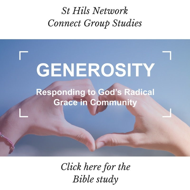 Generosity Bible Studies