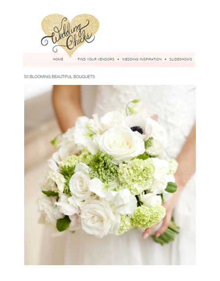 Wedding Chicks | Blooming Beautiful Bouquets