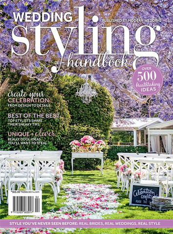 Wedding Styling Handbook | Modern Weddings
