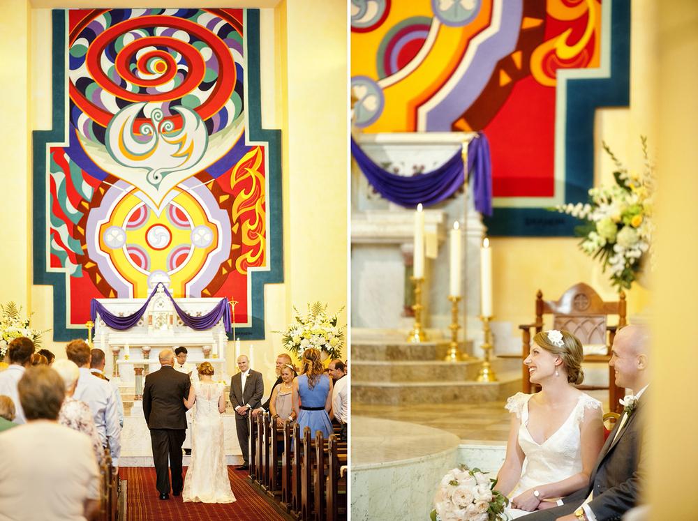 st patricks fremantle wedding perth