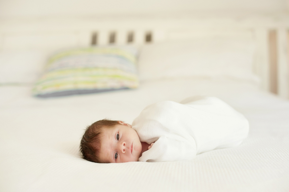 relaxed newborn photography at home perth