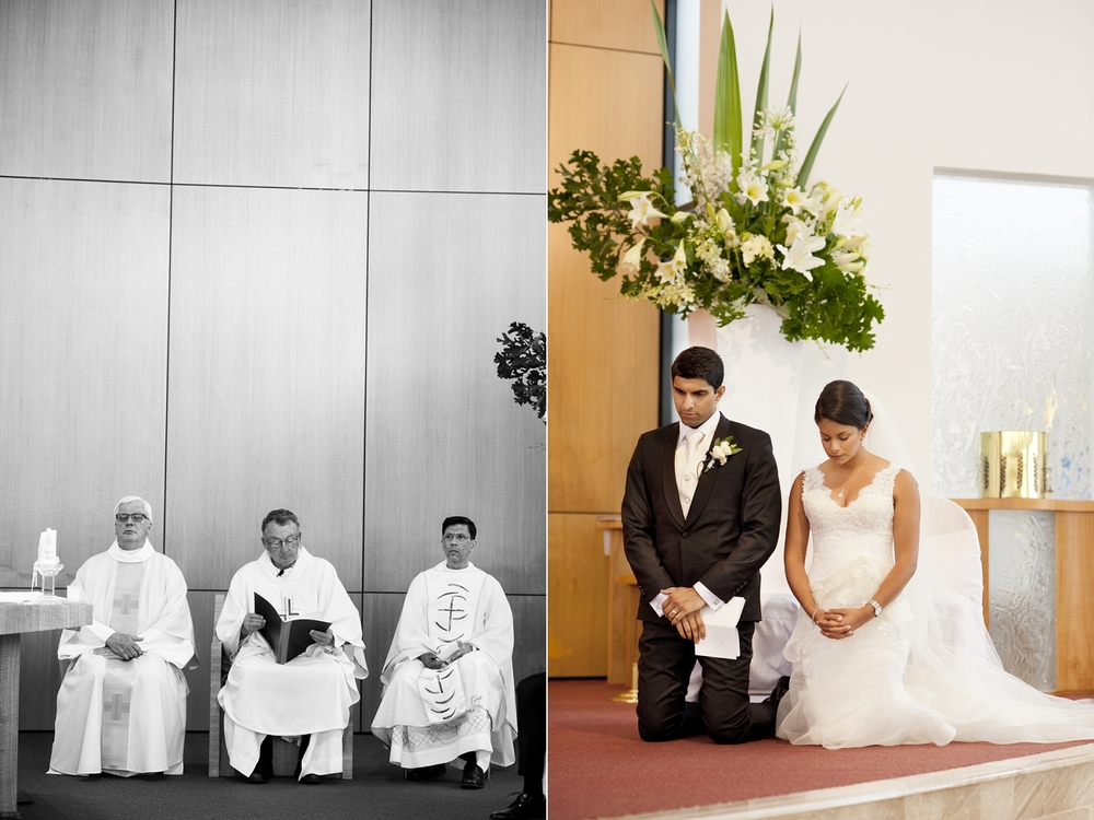 catholic wedding ceremony perth