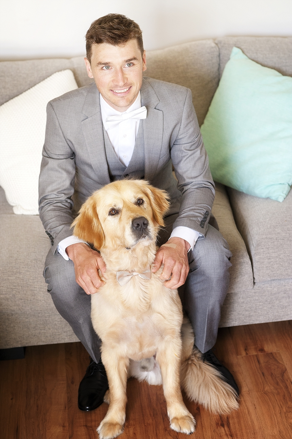 4 groom with dog wedding photography perth 004.jpg