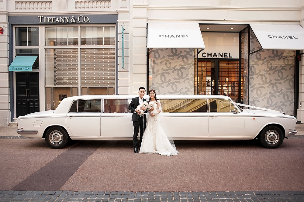 wedding photos on king st perth tiffanys