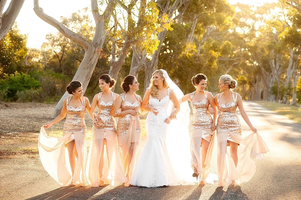 50_rose gold sequined bridesmaids in kings park wedding perth.jpg