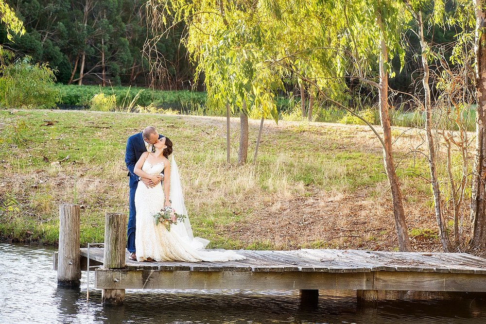 57_millbrook winery wedding perth photos on wooden jetty .jpg
