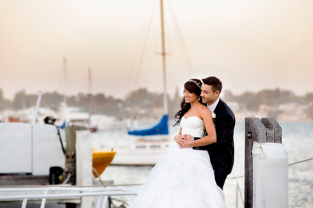 61_mosmans wedding perth sunset on the jetty.jpg