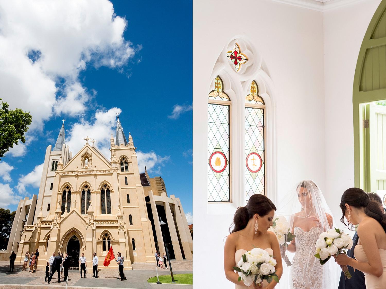 Alisha & Jason | St Mary\'s Cathedral & State Reception Centre ...
