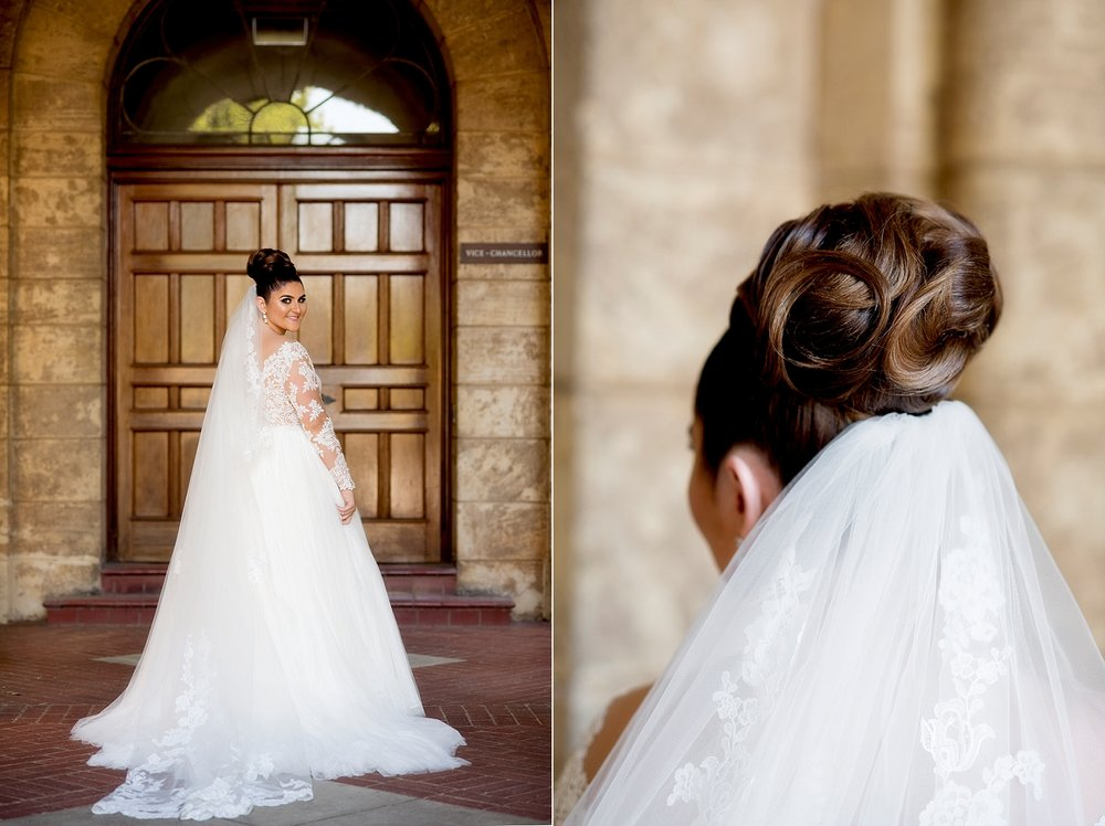 33 bride with high bun wedding perth.JPG