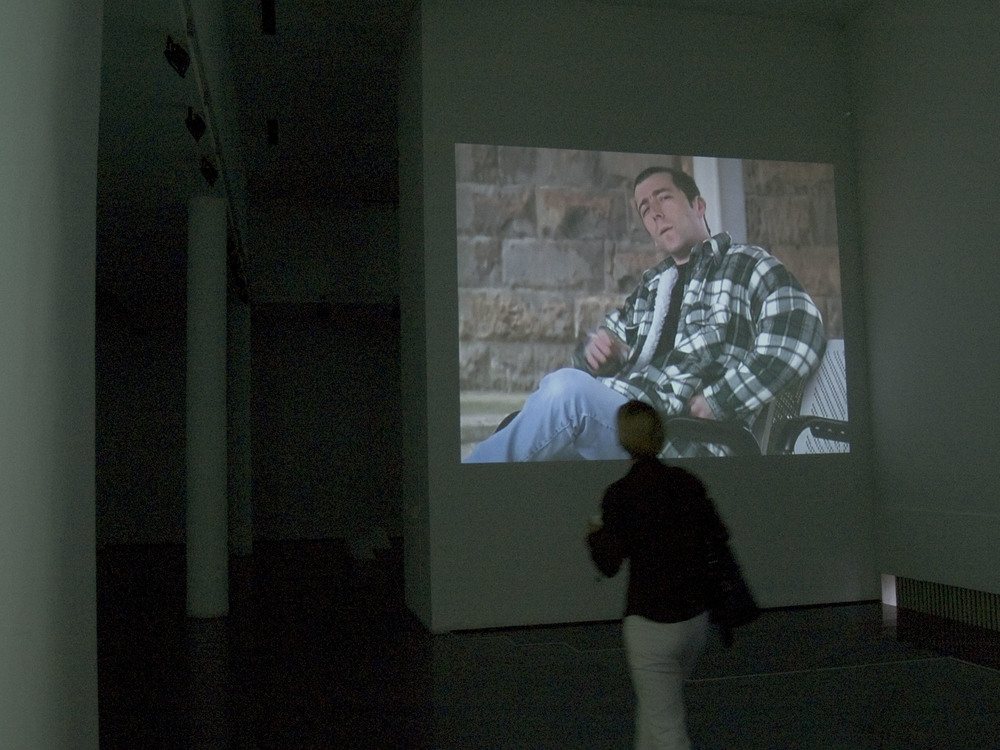 The one I think I am..., Cities Re-imagened, Norsk Film og Videokunst, Museum of Contemporary Art Vojdovena, Novi Sad, Serbia, 2010