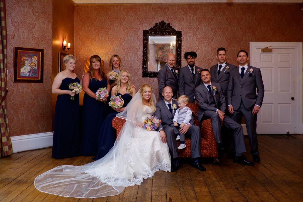 Wedding Group Photography