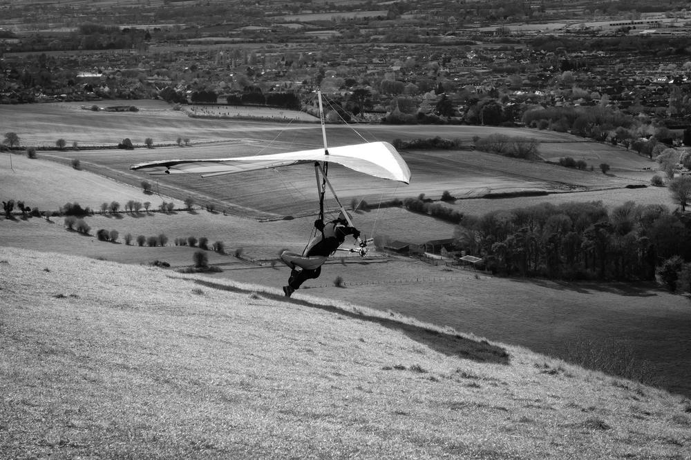 Hand Glider image