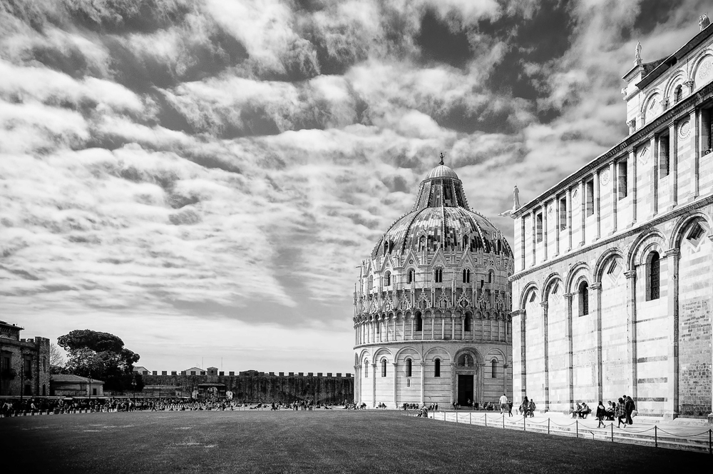 Pisa Italy Fuji Xpro2