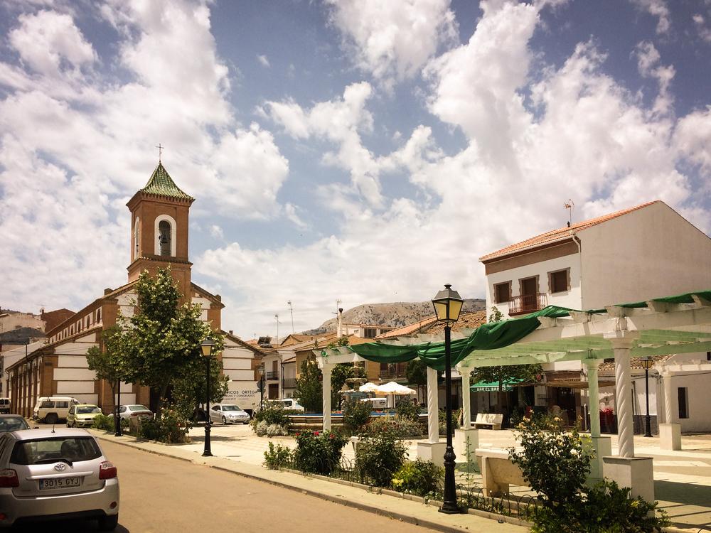 Zafarraya Town