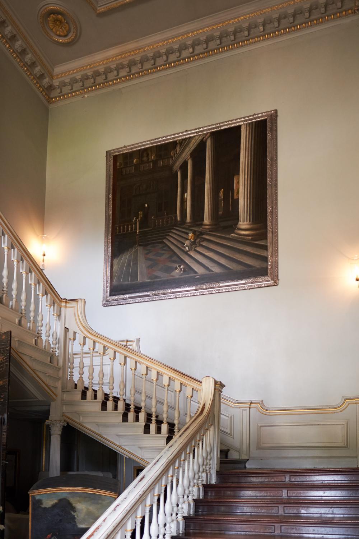Stairs Dyrham Park