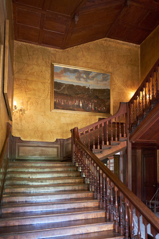 Staircase Dyrham Park
