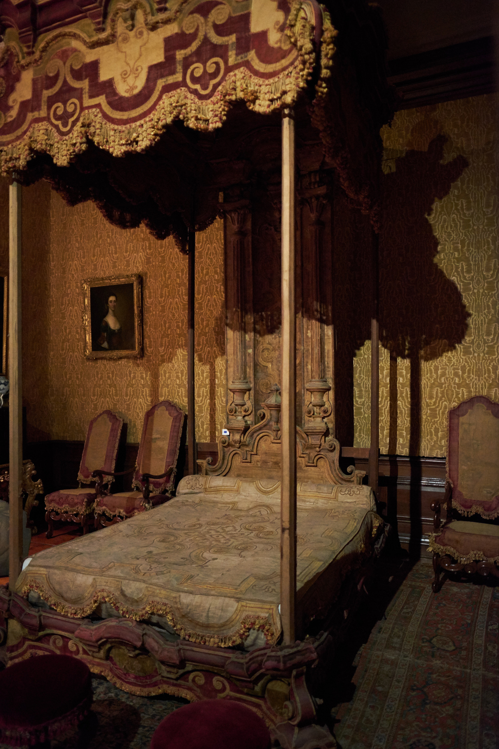 Queen Ann Room - Dyrham Park