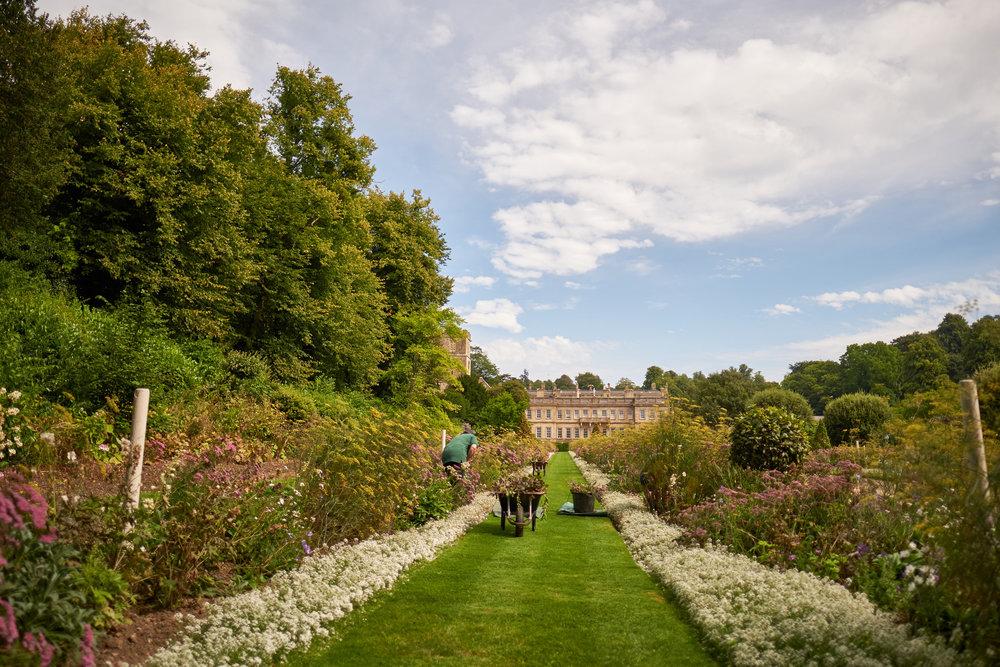 gardens of Dyrham Park