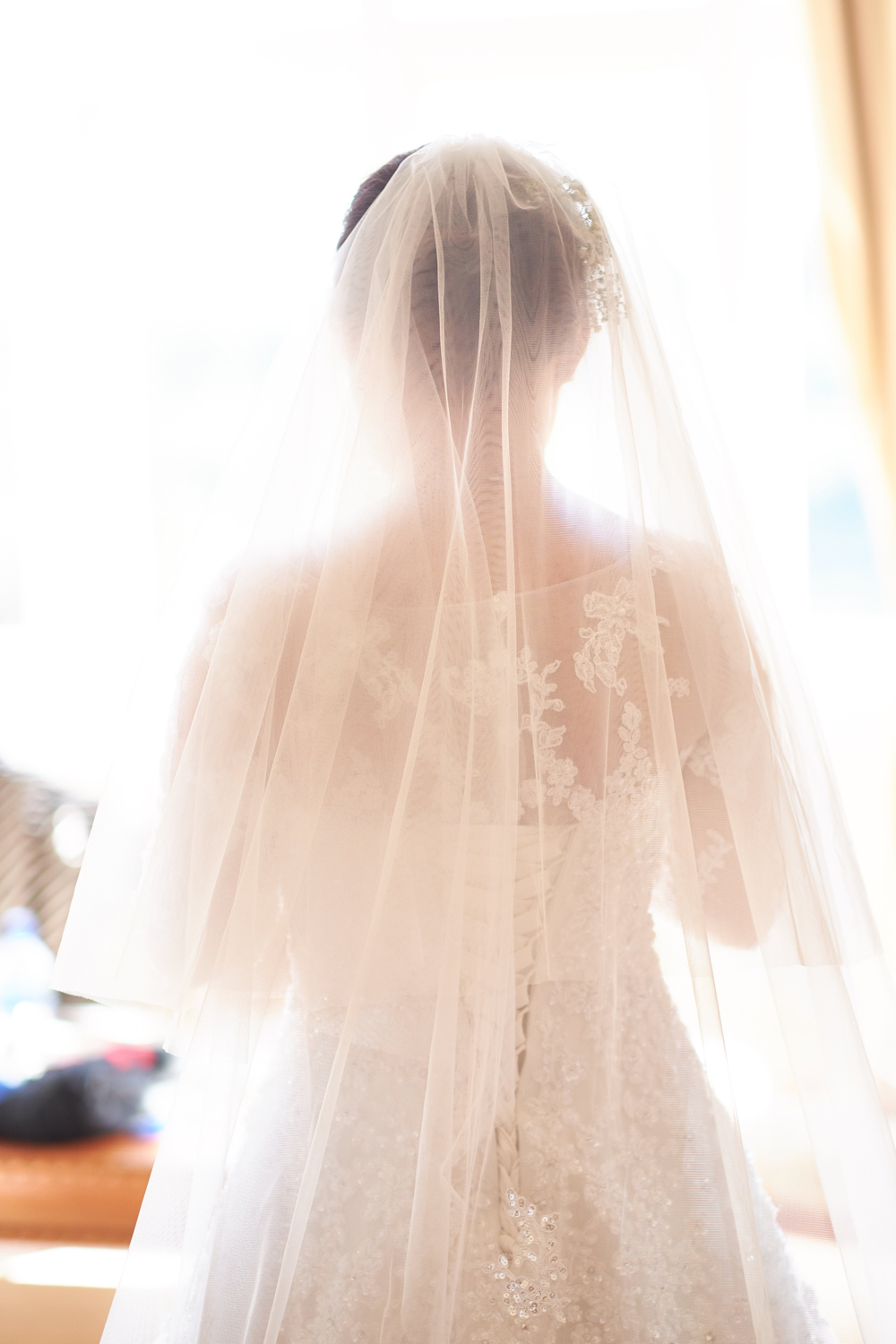 Bride Backlight