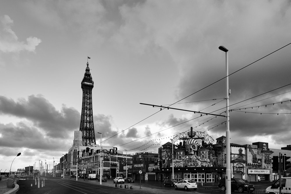 Blackpool tower 2016