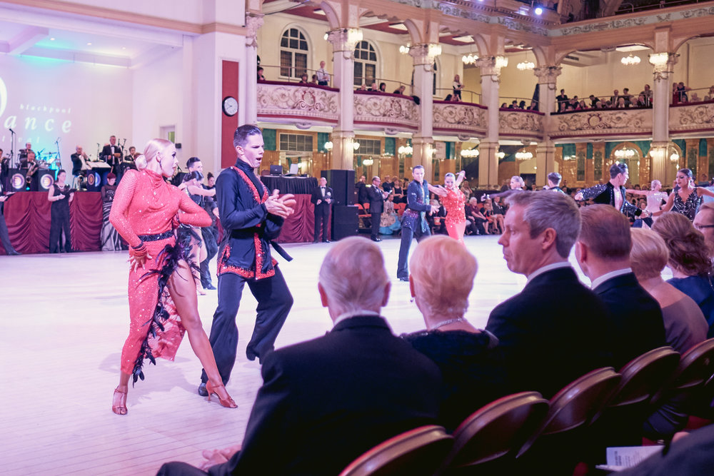 The Ballroom Blackpool