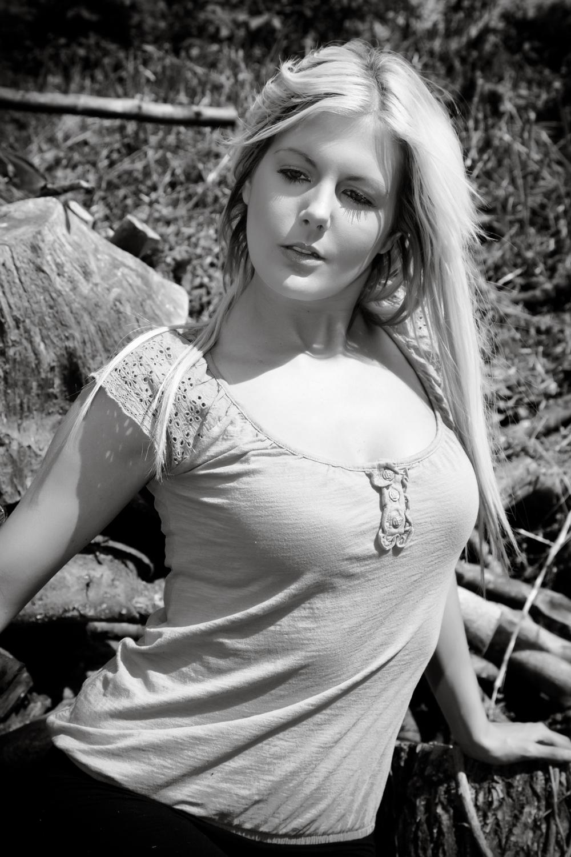 Vicky Model shoot