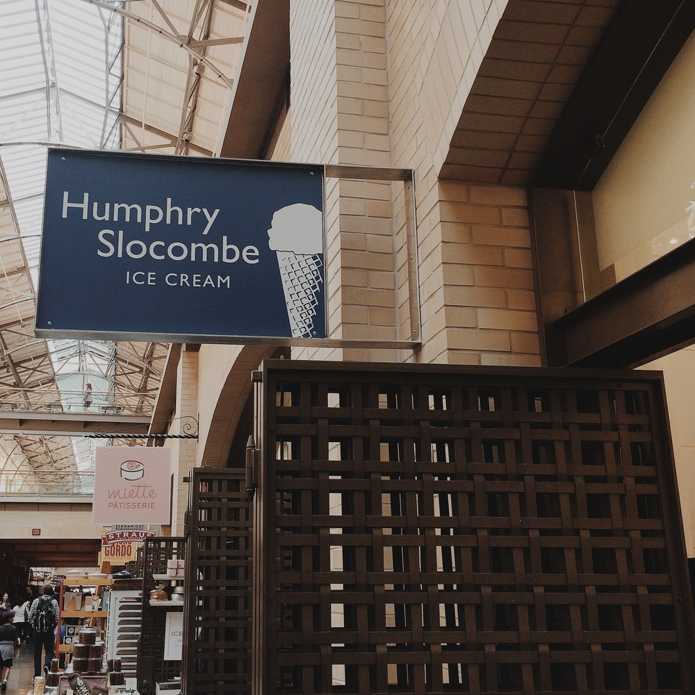 Humphry Slocombe Ice Cream
