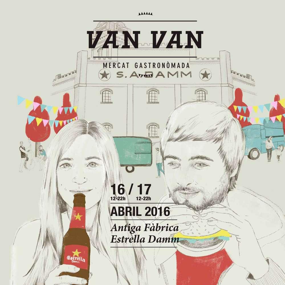 Van Van Market Barcelona