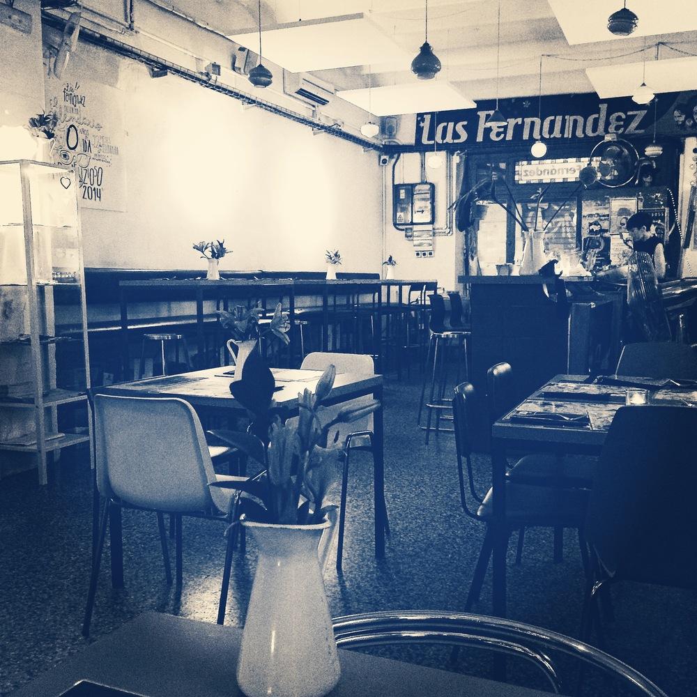 Las Fernandez Barcelona