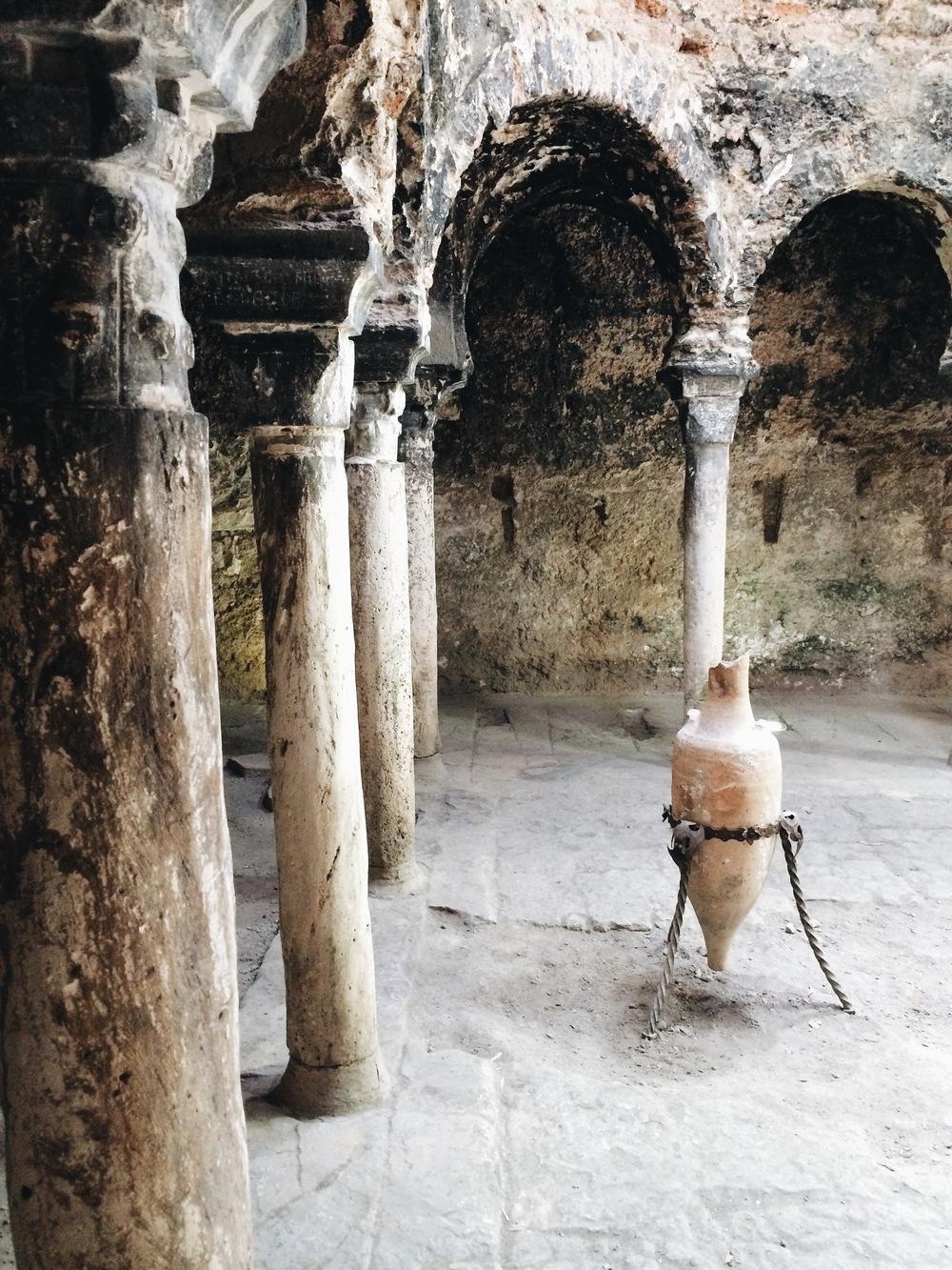 Arabic baths Palma de Mallorca