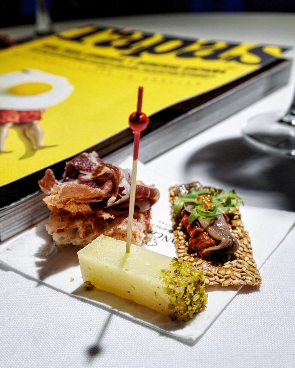 Tapas Magazine Restaurant Guide