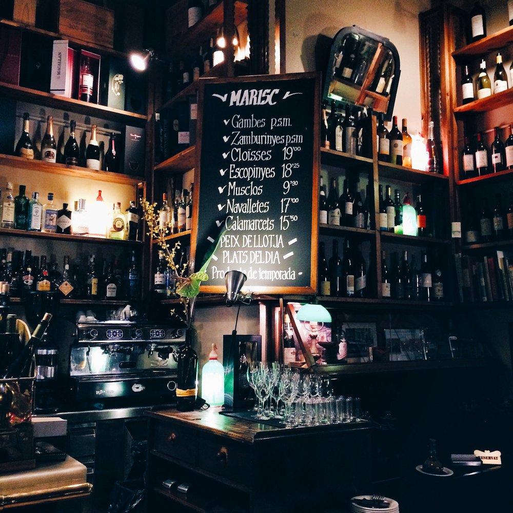Bar Mut, Barcelona