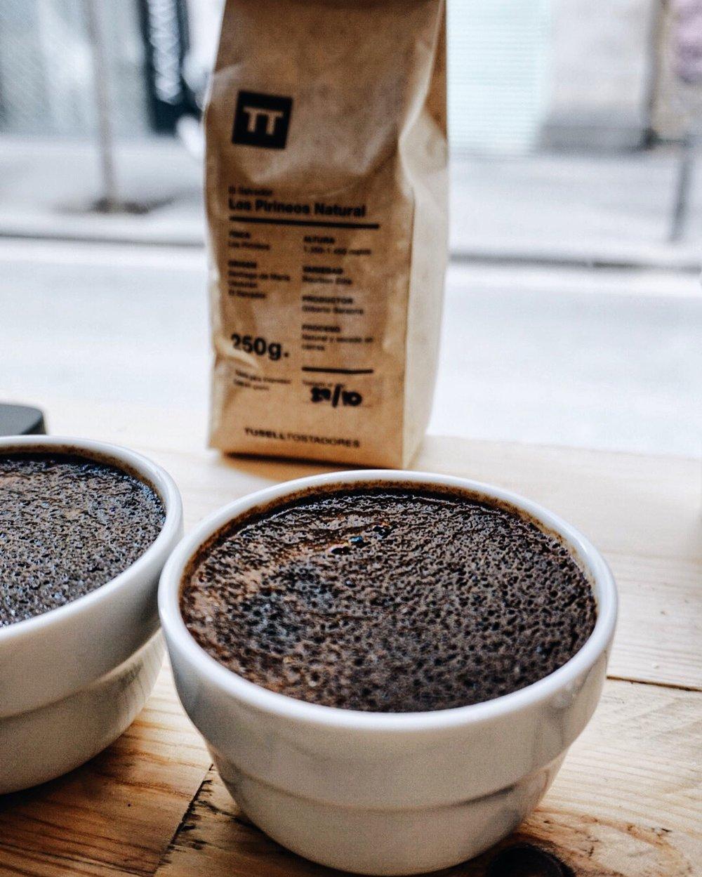 Bermont Coffee Barcelona