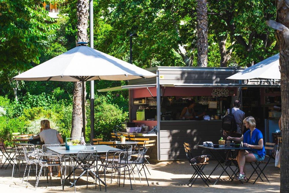 Pinhan Cafe Barcelona